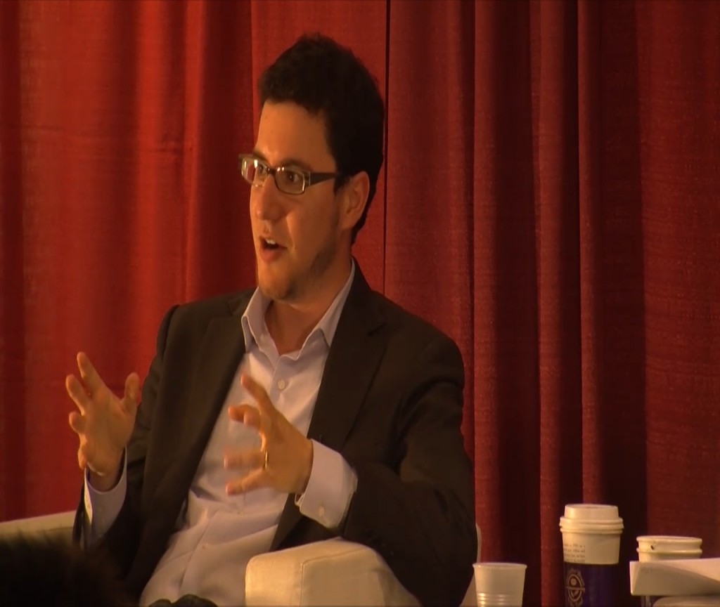 Eric Ries, author of The Lean Startups