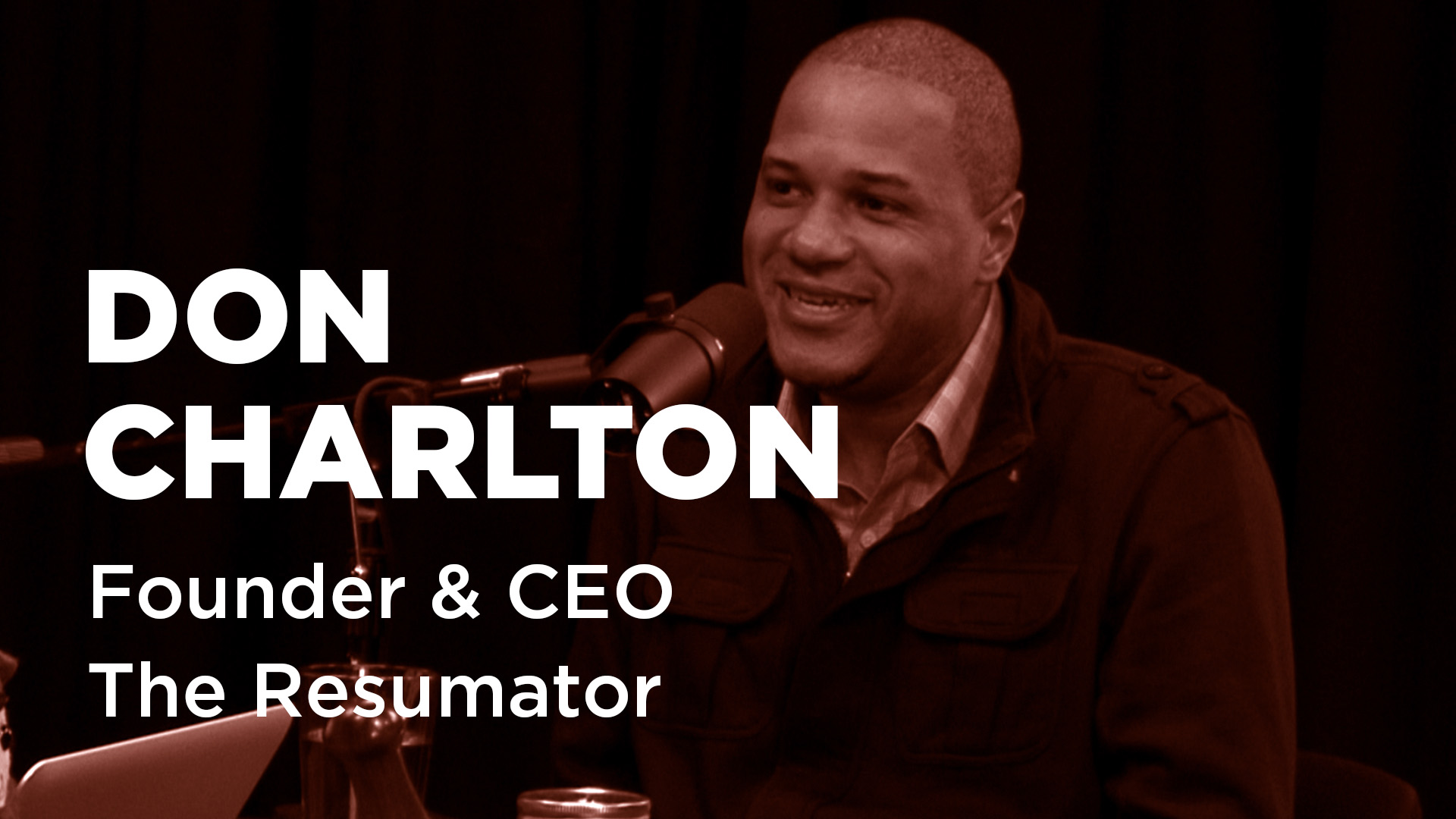 Don Charlton Founder and CEO The Resumator TWiST 330