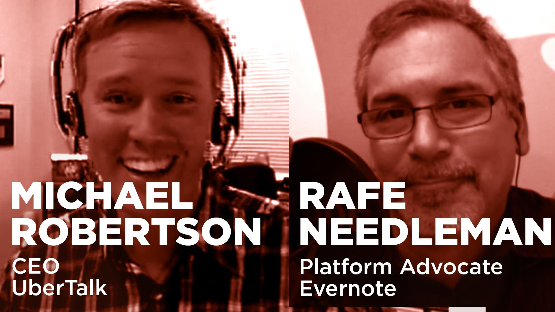 News Roundtable with Rafe Needleman and Michael Robertson