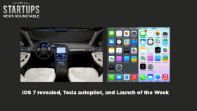 iOS 7 unveiled, Tesla's self-driving car and Launch of the Week! TWiST News Roundtable