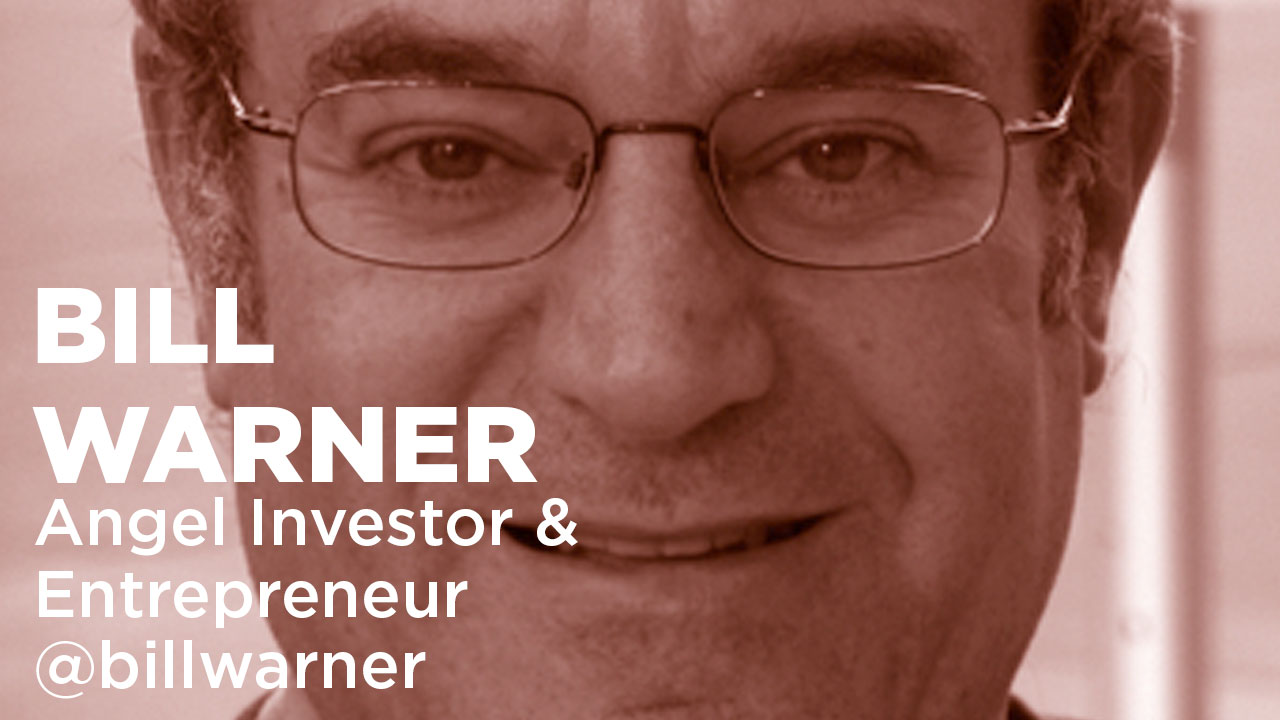 E393: Bill Warner on wins and misses in angel investing