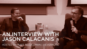 Jason in the hot seat: interview by Evernote's Rafe Needleman