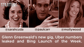 Uber revenue leaked, Twitter after IPO, and Amazon drones on Bing Launch of the Week! – TWiST News Roundtable