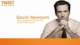 San Francisco's future with CA Lt Gov Gavin Newsom