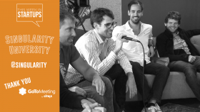 BONUS TWIST!: Jason hosts Singularity University for lively Q&A