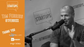 TWIST Live! Tim Ferriss on what inspires him to write daily, invest mindfully, and push his body to the limits