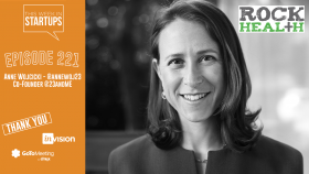 Anne Wojcicki, CoFounder 23andMe, helps us access, understand & benefit from our DNA