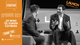 Jeff Weiner, CEO LinkedIn, on the 5 markers of great product, monumental growth, maintaining focus, value over metrics, and what's next for the premiere professional platform