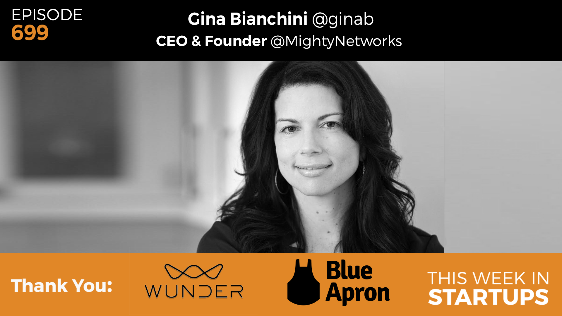 Blue apron ceo - E699 Mighty Networks Founder Ceo Gina Bianchini Builds Smarter Social Networks For Business And Lasting Online Communities Using Lessons From Ning The