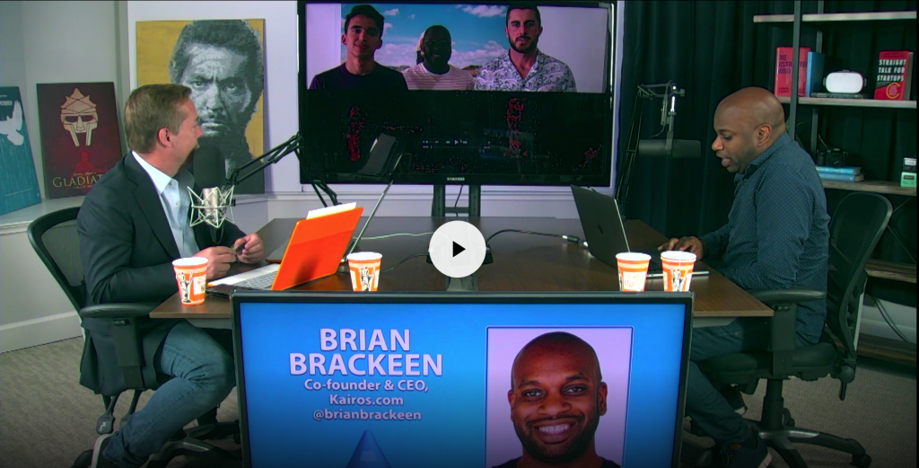 E854: Kairos CEO & Co-founder Brian Brackeen on innovating in facial recognition, processing over a billion faces, raising $30m via token sale, the dream & dystopia of AI, the persistence of racial profiling, & why he won't sell his technology to law enforcement