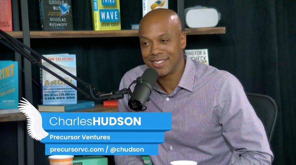 "0ed1b6cf953 E22  ""Angel"" podcast  Charles Hudson"