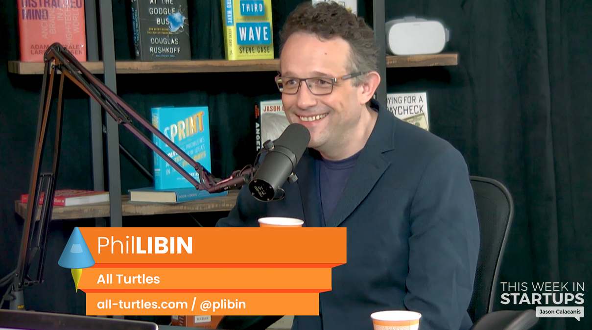 E923: All Turtles Co-founder & CEO Phil Libin (prev. Evernote) launches Sift news therapy to promote understanding over anxiety, shares model for innovation at his AI multi-product startup, insights on failing efficiently, the future of health & work, & what it takes to make a world-class app
