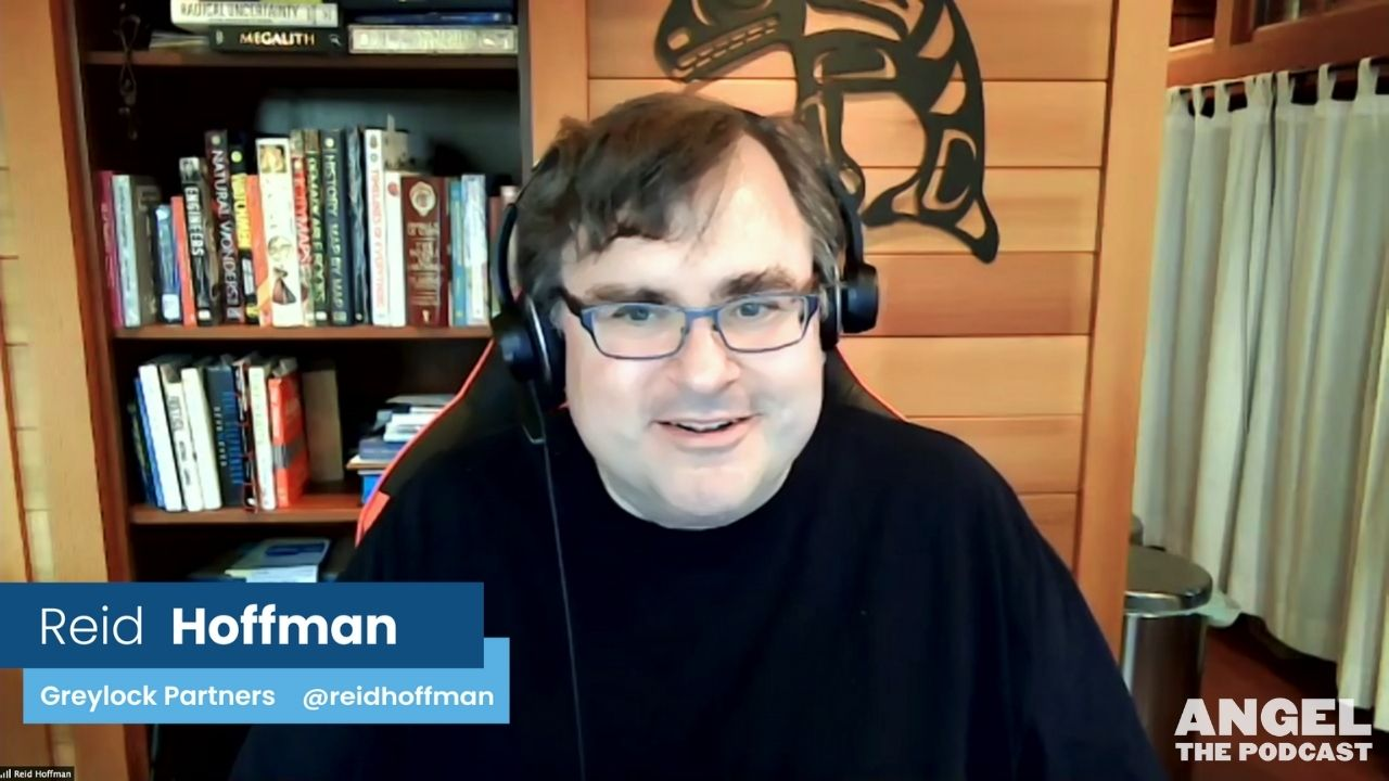 Reid Hoffman on the Joby Aviation SPAC, lessons from early Airbnb & Facebook bets, passing on Stripe & SpaceX, investment thesis & more | Angel S5 E6 | This Week In Startups